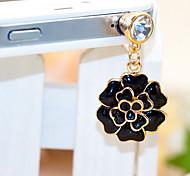 Подвеска на сумку / телефон / брелокй Стиль кристалла / горного хрусталя Цинковый сплав Мобильный телефон Samsung Huawei Xiaomi iPhone 8