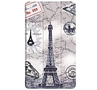 cheap -Case For Lenovo Full Body Cases Tablet Cases Pattern Hard PU Leather for