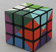cheap -Rubik's Cube * 3*3*3 Smooth Speed Cube Magic Cube Educational Toy Stress Relievers Puzzle Cube Classic Places Square Shape Gift Square