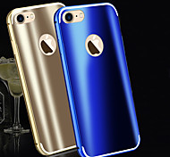 After The Metal Frame Phone Shell Plating Shell Combo for iPhone 6Plus/6S Plus(Assorted Colors)