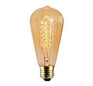 Недорогие -e27 40w st64 tree creative edison источник света высокое качество