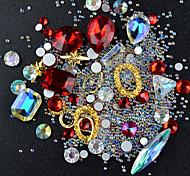 Недорогие -ювелирные изделия из драгоценных камней для ногтей