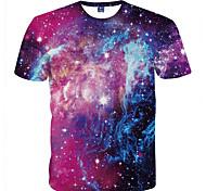 61618f5070b cheap -Men  039 s Club Basic Slim T-shirt - Galaxy Print