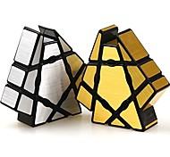 Недорогие -Кубик рубик Зеркальный куб 1*3*3 Спидкуб Кубики-головоломки головоломка Куб Сбрасывает СДВГ, СДВГ, Беспокойство, Аутизм Товары для офиса
