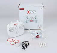 cheap -RC Drone SYMA X22 4 Channel 6 Axis 2.4G NO RC Quadcopter Forward/Backward RC Quadcopter User Manual