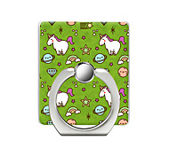 cheap -Unicorn Pattern Cell Phone Ring Stand Holder for Phone