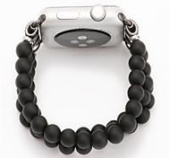 Недорогие -Ремешок для часов для Apple Watch Series 3 / 2 / 1 Apple Повязка на запястье Дизайн украшения Дерево