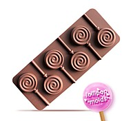 Недорогие -Формы для пирожных конфеты Для торта Для шоколада Лед Хлеб силикагель Своими руками Антипригарное покрытие Инструмент выпечки