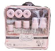 cheap -Cosmetic Bottle Solid Ellipse Plastics