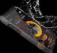 cheap -Case For Apple iPhone X iPhone 8 Water/Dirt/Shock Proof Full Body Cases Armor Hard Metal for iPhone X iPhone 8 Plus iPhone 8 iPhone 7