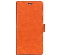 cheap -Case For Xiaomi Mi 5s Plus Mi 5s Card Holder Wallet Flip Full Body Solid Color Hard PU Leather for Xiaomi Redmi Note 4X Redmi 5A Xiaomi
