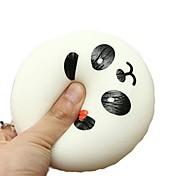 Недорогие -LT.Squishies / Squishy Резиновые игрушки Круглый Панда Товары для офиса Стресс и тревога помощи Декомпрессионные игрушки Оригинальные Еда