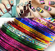 cheap -24 Foil Stripping Tape Abstract Fashion High Quality Daily