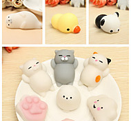 cheap -LT.Squishies Squeeze Toy / Sensory Toy Cat / Animal Animal Office Desk Toys / Stress and Anxiety Relief / Decompression Toys Unisex Gift
