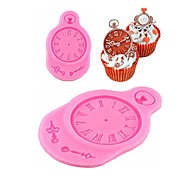 cheap -Cake Molds For Candy Cake Chocolate For Chocolate For Cupcake Silica Gel DIY Thanksgiving New Year's Birthday Baking Tool