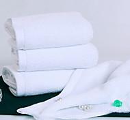 Недорогие -свежий стиль мыть ткань, сплошной цвет высшего качества чистого хлопка тканые простой полотенце