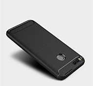 Недорогие -Кейс для Назначение Xiaomi Mi 5C Mi 5X Матовое Кейс на заднюю панель Сплошной цвет Мягкий ТПУ для Xiaomi Mi Max 2 Mi 6 Plus Xiaomi Mi 6