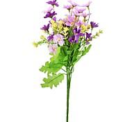 Недорогие -Искусственные Цветы 1 Филиал Пастораль Стиль Ромашки Букеты на стол