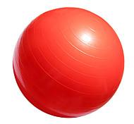 Недорогие -95 см Спортивный мяч Мячи для фитнеса Для профессионалов Взрывозащищенный Толстые Йога Пилатес Аэробика и фитнес Тренировки Баланс