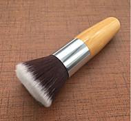cheap -Concealer Brush Powder Brush Contour Brush Blush Brush Nylon Eco-friendly Travel Size Bamboo Face