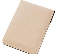 """Недорогие -Рукава для Сплошной цвет Кожа PU Новый MacBook Pro 15"""" MacBook Pro, 15 дюймов MacBook Pro, 15 дюймов с дисплеем Retina"""