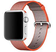 cheap -Watch Band for Apple Watch Series 3 / 2 / 1 Apple Sport Band Nylon Wrist Strap