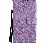 cheap -Case For Sony Xperia L1 Xperia E5 Card Holder Wallet Shockproof with Stand Flip Full Body Cases Solid Color Hard PU Leather for Sony