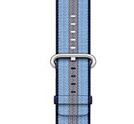 Недорогие -Ремешок для часов для Apple Watch Series 3 / 2 / 1 Apple Современная застежка Нейлон Повязка на запястье