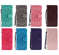 cheap -Case For Motorola C plus C Card Holder Wallet with Stand Flip Pattern Full Body Cases Mandala Hard PU Leather for Moto Z Force Moto G5s