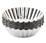 cheap -Bakeware tools Aluminum Creative Kitchen Gadget / DIY Multifunction / Egg irregular Specialty Tool 12pcs