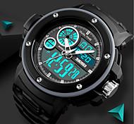 cheap -SKMEI Men's Digital Digital Watch Sport Watch Casual Watch Chinese Calendar / date / day Chronograph Water Resistant / Water Proof