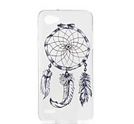 cheap -Case For LG V30 Q6 Pattern Back Cover Dream Catcher Soft TPU for LG X Style LG X Power LG V30 LG Q6 LG K10 LG K8