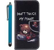 cheap -Case For Huawei Mate 10 lite Mate 10 Card Holder Wallet with Stand Flip Magnetic Full Body Cases Animal Hard PU Leather for Mate 10