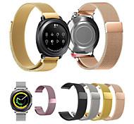 abordables -Ver Banda para Gear Sport Gear S2 Classic Huawei Watch 2 Samsung Galaxy Correa Milanesa Acero Inoxidable Correa de Muñeca