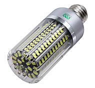 abordables -YWXLIGHT® 1pc 25W 2350-2450 lm E26/E27 Bombillas LED de Mazorca 130 leds SMD 5736 Decorativa Blanco Cálido Blanco Fresco 85-265V
