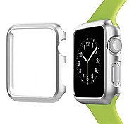 cheap -Case For Apple Apple Watch Series 3 / 2 / 1 Metal Apple
