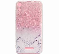 cheap -Case For Wiko U Feel Lite Robby Transparent Pattern Back Cover Marble Soft TPU for Wiko U Feel Lite Wiko U Feel Wiko Sunny Wiko Robby