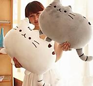 Недорогие -40*30cm Pillow Toy Pusheen Кошка Мягкие и плюшевые игрушки Животные Милый удобный Подарок
