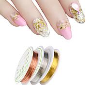 Недорогие -1 Украшения для ногтей Одежда в стиле Панк Модный дизайн Художественный На каждый день Советы для ногтей