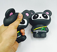 cheap -LT.Squishies Squeeze Toy / Sensory Toy Stress Relievers Toy Round Panda Fox # Relieves ADD, ADHD, Anxiety, Autism Office Desk Toys Stress