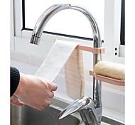 preiswerte -1set Netze & Halter Plastik Kreative Küche Gadget Lagerung Küchenorganisation