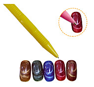 cheap -Five-piece Suit nail art DIY Tools Painting Tools Neon & Bright Multi-shade Daily Other Tools