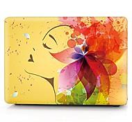 """Недорогие -MacBook Кейс Соблазнительная девушка пластик для Новый MacBook Pro 15"""" / Новый MacBook Pro 13"""" / MacBook Pro, 15 дюймов"""