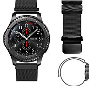 cheap -Watch Band for Gear S3 Classic Samsung Galaxy Milanese Loop Metal Stainless Steel Wrist Strap