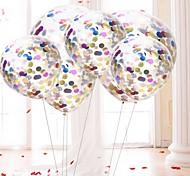 Недорогие -Надувные шарики 10 шт. Прозрачный День рождения День рождения Сфера
