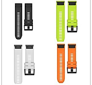 cheap -Watch Band for Fenix 3 HR Fenix 3 Garmin Sport Band Silicone Wrist Strap