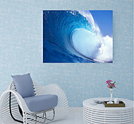 Недорогие -Наклейка на стену Декоративные наклейки на стены Напольные наклейки - 3D наклейки Пейзаж Море Положение регулируется