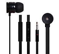 cheap -soyto HST38 In Ear Wired Headphones Dynamic Plastic Mobile Phone Earphone with Volume Control with Microphone Stereo Headset