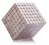 cheap -Magnet Toy Building Blocks Neodymium Magnet 216pcs 4mm Magnet Magnetic Square Toy Gift