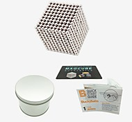 cheap -1000 pcs Magnet Toy Magnetic Balls / Magnet Toy / Building Blocks Magnetic Stress and Anxiety Relief / Office Desk Toys / Relieves ADD, ADHD, Anxiety, Autism Novelty All Teenager / Adults' Gift